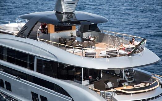 Motor Yacht Dynamiq GTT 115 Sundecks