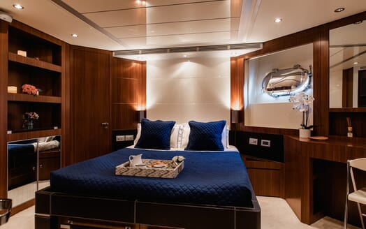 Motor Yacht Babousha Guest Double Stateroom