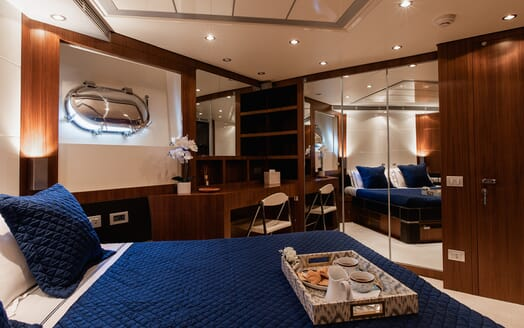 Motor Yacht Babousha Double Guest Stateroom 2