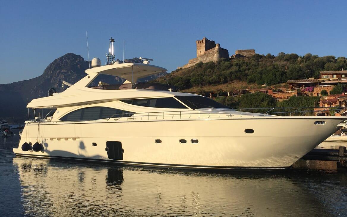 Motor Yacht Felina Profile