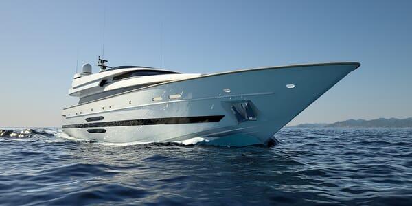 Motor Yacht Akhir 118 Profile