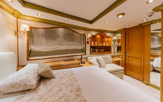 Motor Yacht TO JE TO VIP Double Stateroom