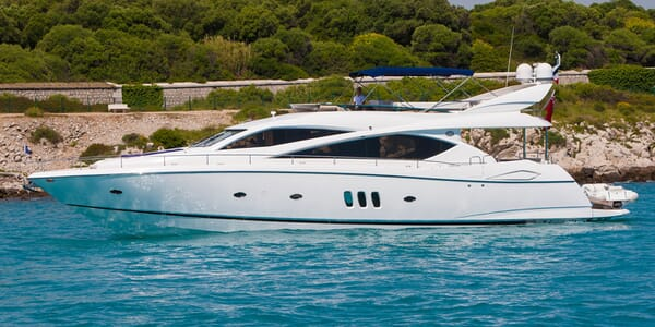 Motor Yacht MOONRAKER Profile