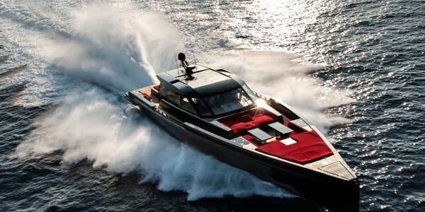 Motor yacht MAORI 78 Hero