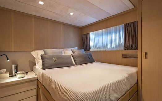 Motor Yacht SUMMER FUN Guest Double Stateroom