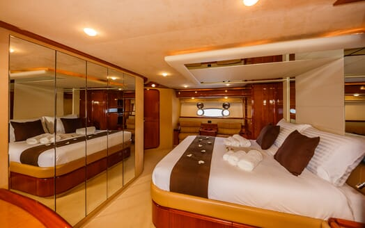 Motor Yacht Quo Vadis I Master Double Stateroom
