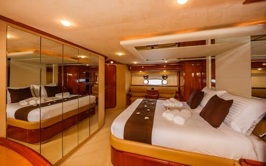 Motor Yacht Quo Vadis I Master Double Stateroom