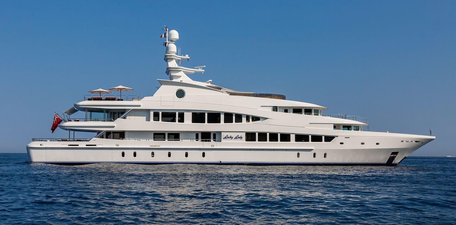 Motor Yacht LUCKY LADY Profile