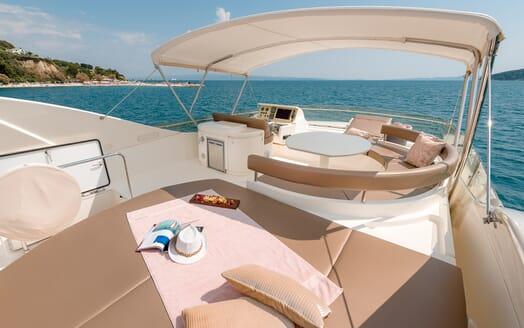 Motor Yacht Marino Sun Deck