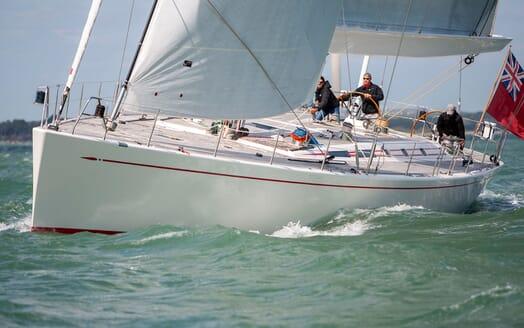 Sailing Yacht ISLAND FLING Sailing