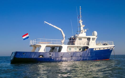 Motor Yacht ELENA Profile