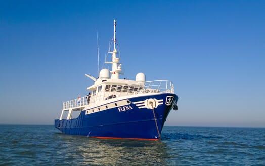 Motor Yacht ELENA Exterior