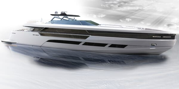 Motor Yacht PROJECT SAPPHIRE Profile
