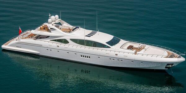 Motor Yacht SAMHAN Profile