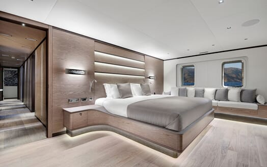 Sailing Yacht ALL ABOUT U 2 VIP Stateroom