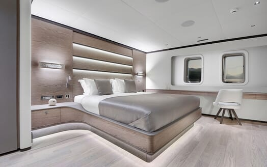 Sailing Yacht ALL ABOUT U 2 Master Stateroom 2