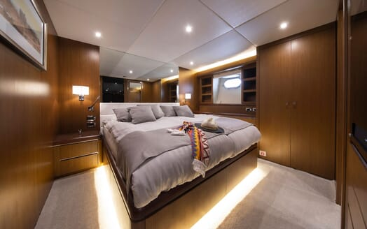 Motor Yacht Princess Lona Double Stateroom