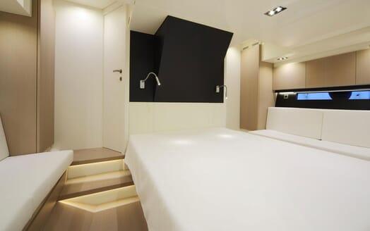 Motor Yacht CLEA Stateroom