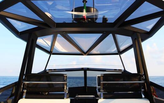 Motor Yacht CLEA Sun Shade Top