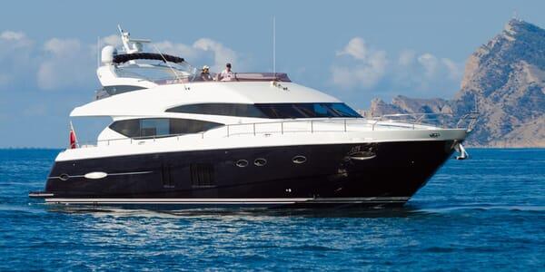 Motor Yacht SPICA Profile