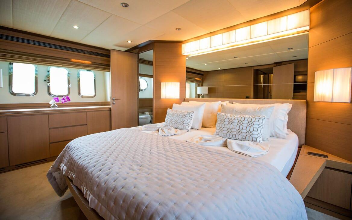 Motor Yacht SALT Master Stateroom 2