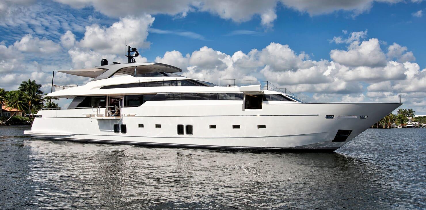 Motor Yacht ANDINORIA Profile