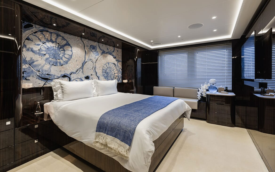 Motor Yacht SOARING Guest Double Stateroom 2