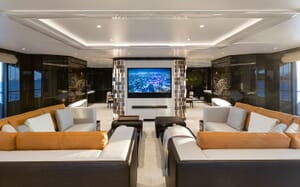 Motor Yacht SOARING Main Aft Deck