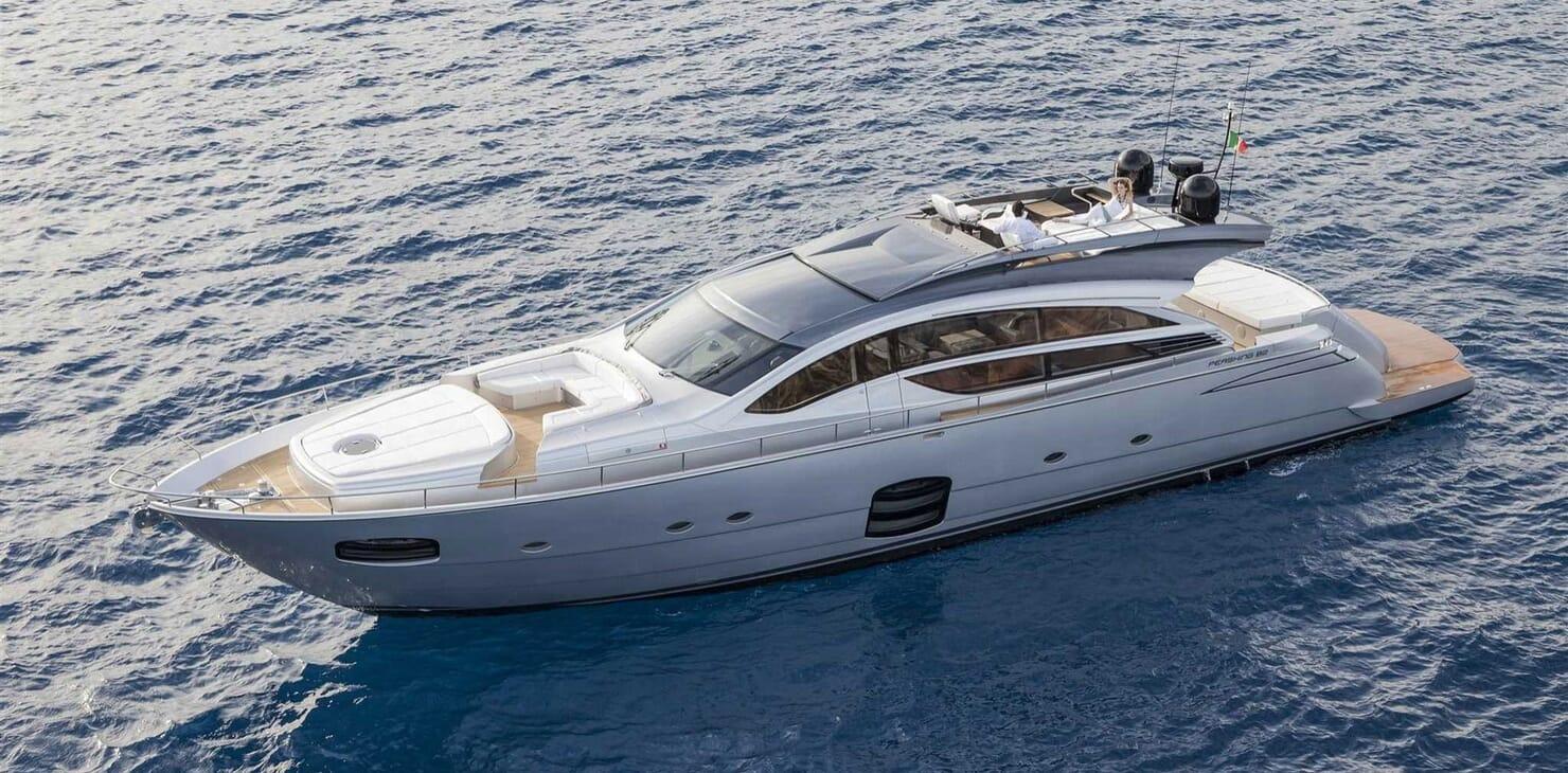 Motor Yacht BAGHEERA Profile