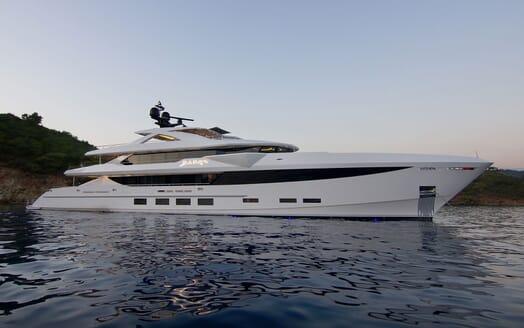 Motor Yacht BABA'S Profile