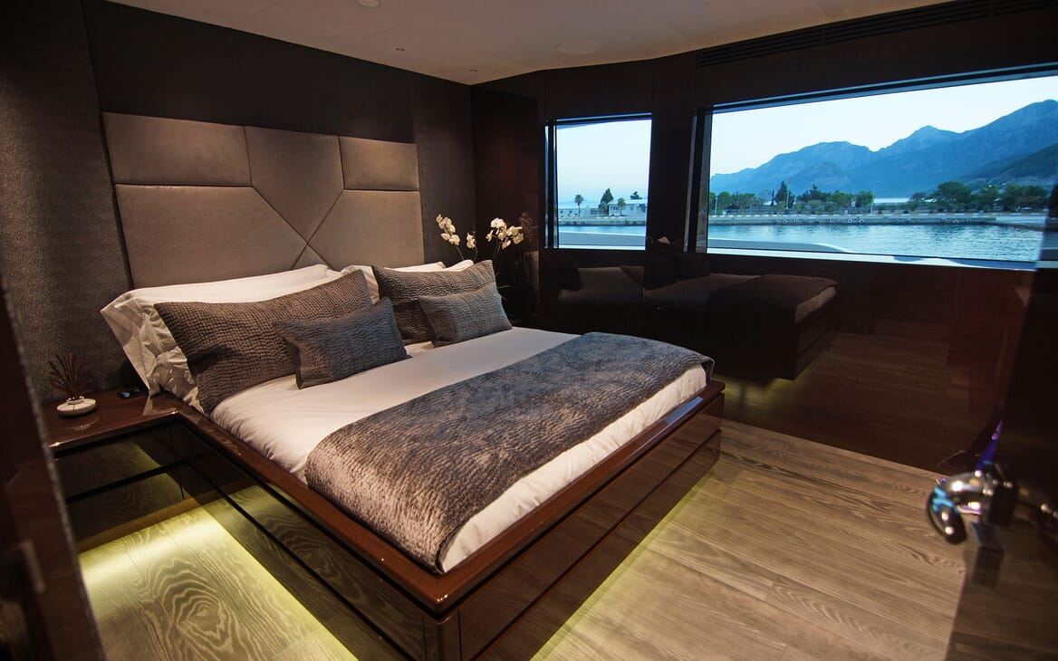 Motor Yacht BABA'S Double Guest Stateroom