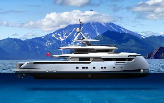 Motor Yacht DYNAMIQ G440 Profile