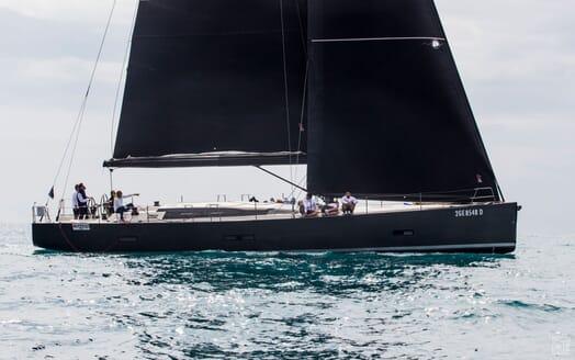Sailing Yacht SUENO Profile