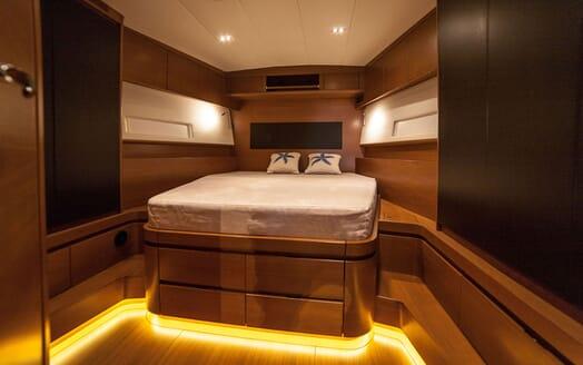 Sailing Yacht SUENO Master Stateroom