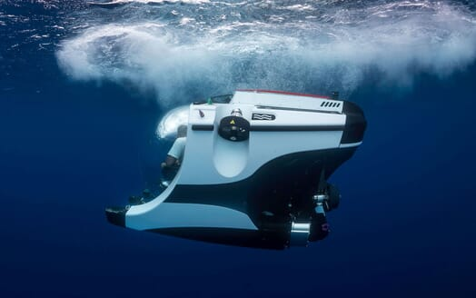 SYS 3.23 Exterior Diving