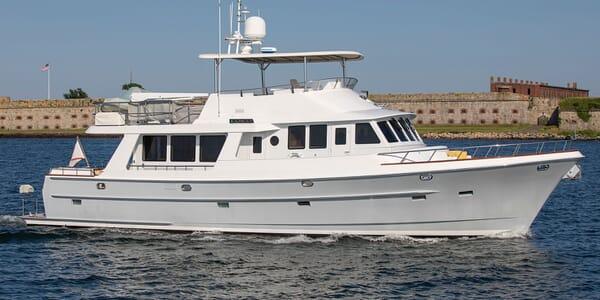 Motor Yacht ADAGIO Profile