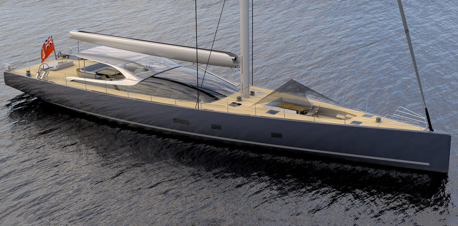 Sailing Yacht MM38 Profile 1