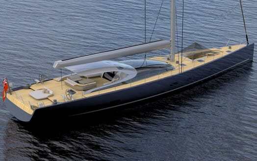 Sailing Yacht MM38 Exterior