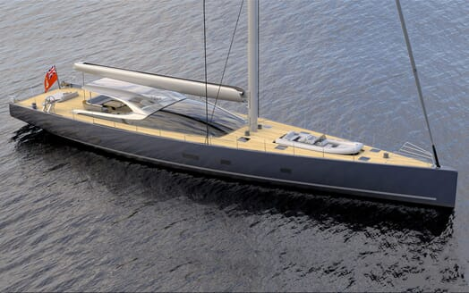 Sailing Yacht MM38 Profile 2