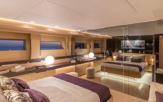 Motor Yacht LEL VIP Double Stateroom