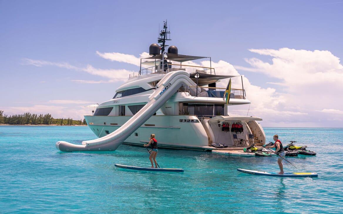 Motor Yacht HALCYON Upper Deck