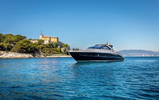 Motor Yacht R Exterior Shot