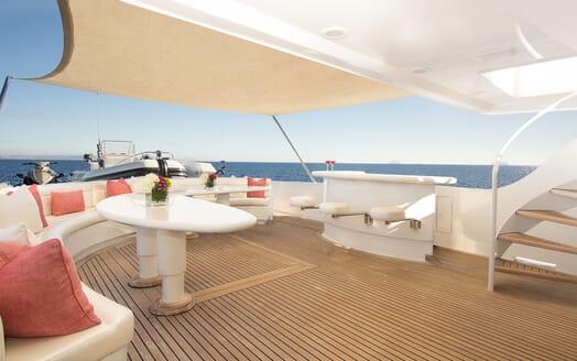 Motor Yacht SERENITY 122 Sun Deck