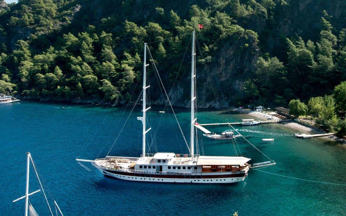 Sailing Yacht TERSANE Profile