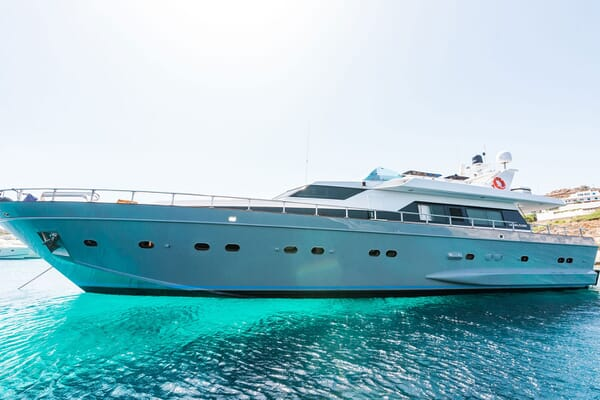 Motor Yacht SHIVA Profile