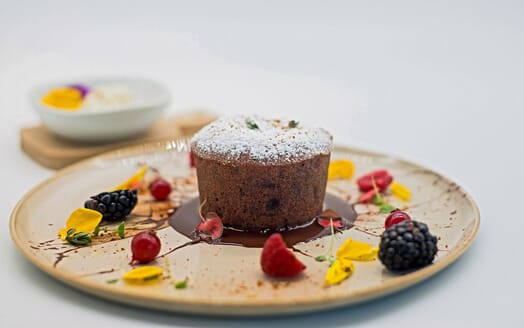 Motor Yacht SCENIC ECLIPSE Dessert
