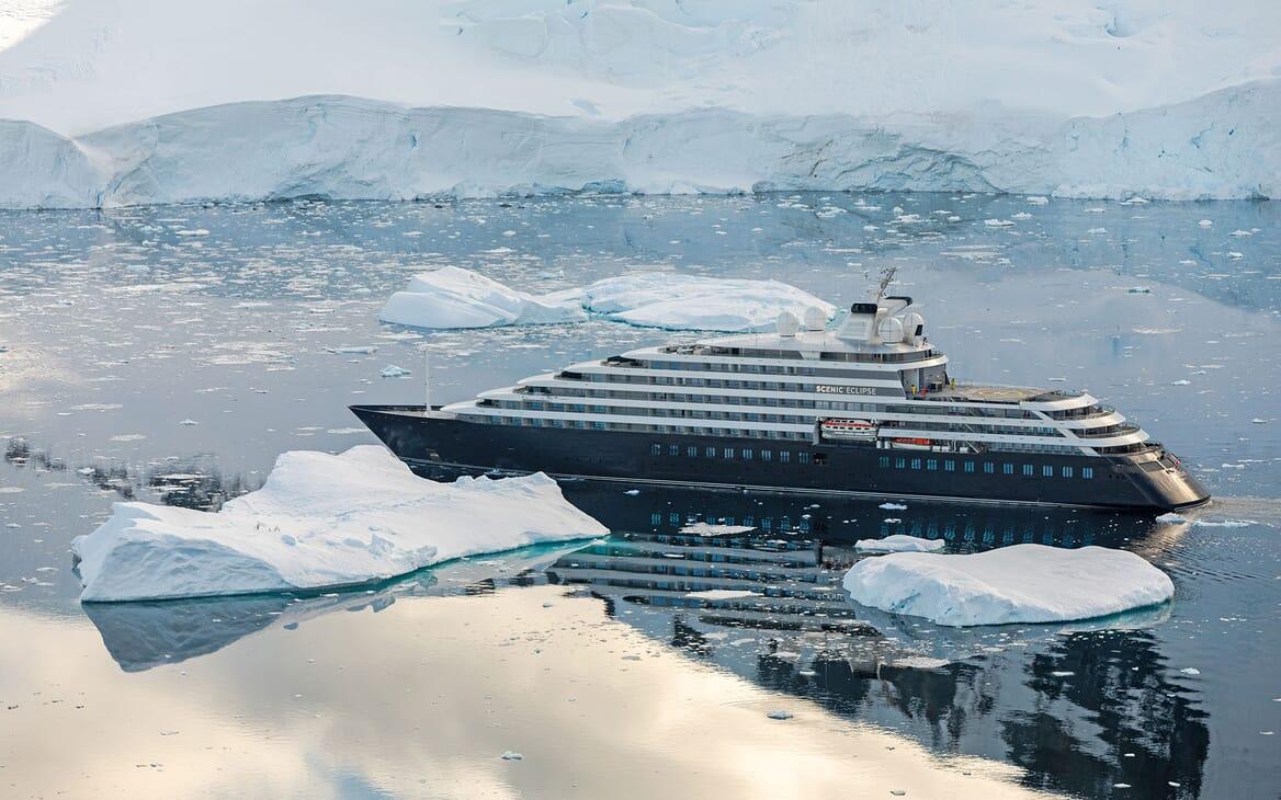 Motor Yacht SCENIC ECLIPSE Exterior Ice