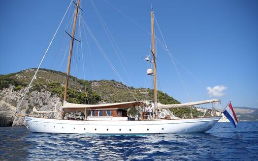 Sailing Yacht IDUNA Profile