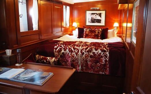 Sailing Yacht IDUNA Double Stateroom