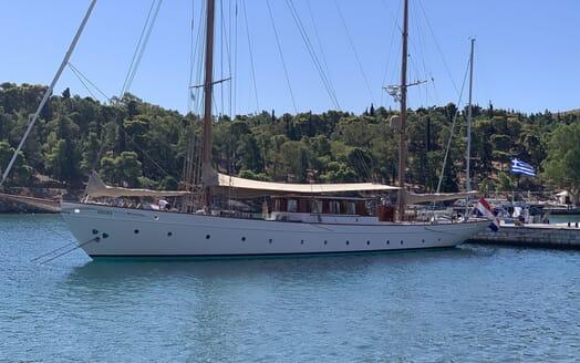 Sailing Yacht IDUNA Exterior